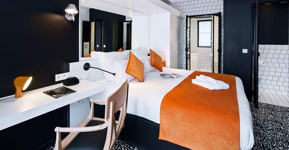 Chambre Best Western Premier Faubourg 88