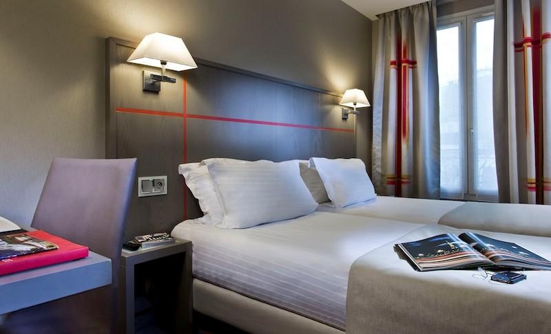Hotel Alize Grenelle Tour Eiffel Sur H U00f4tel  U00e0 Paris