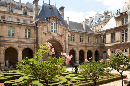 H tel caron sur h tel paris for Hotel zona marais parigi