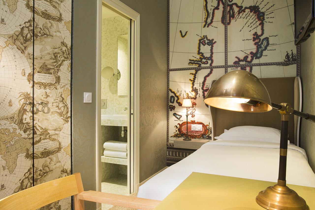 H tel du continent sur h tel paris - Hotel du continent paris ...