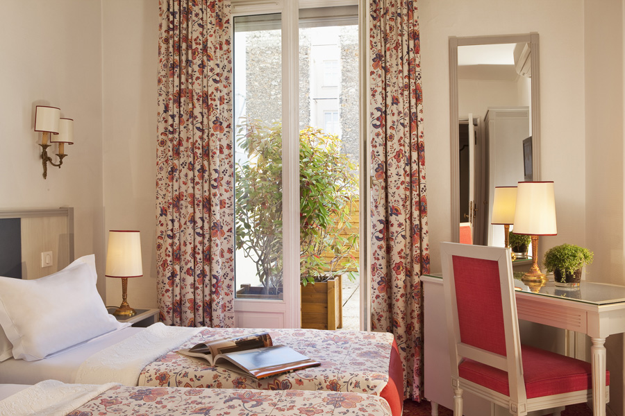 H tel les jardins d 39 eiffel sur h tel paris for Hotel les jardins paris