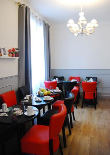 Hôtel Cosy Monceau sur Hôtel à Paris