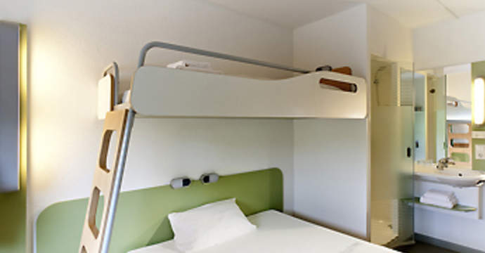 Photo de Ibis Budget Roissy 2