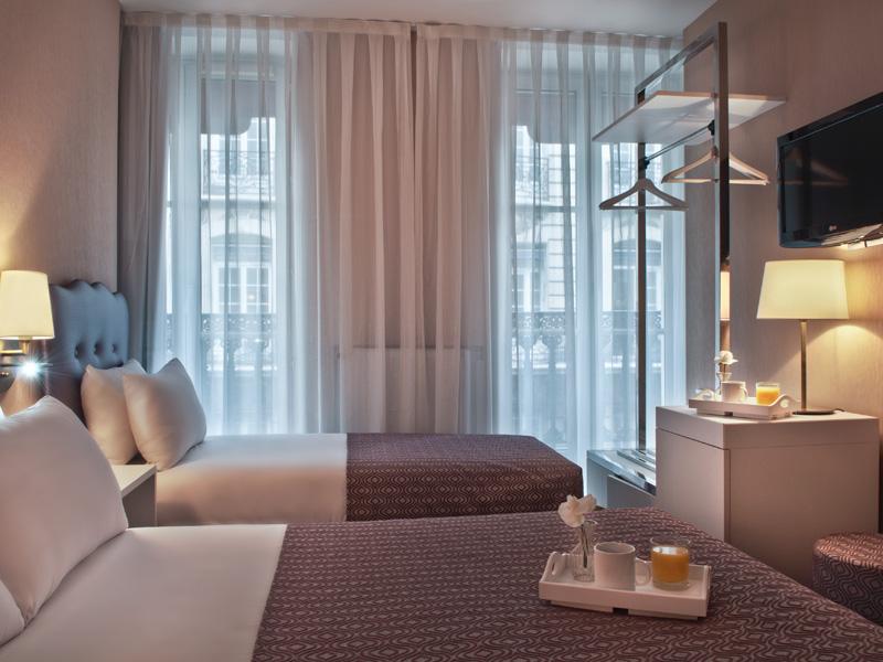 hôtel exe paris centre 3 étoiles