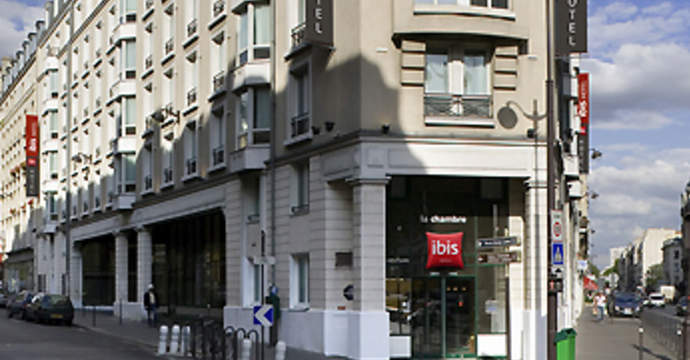 Photo de Ibis Paris Gare du Nord Château Landon 10ème