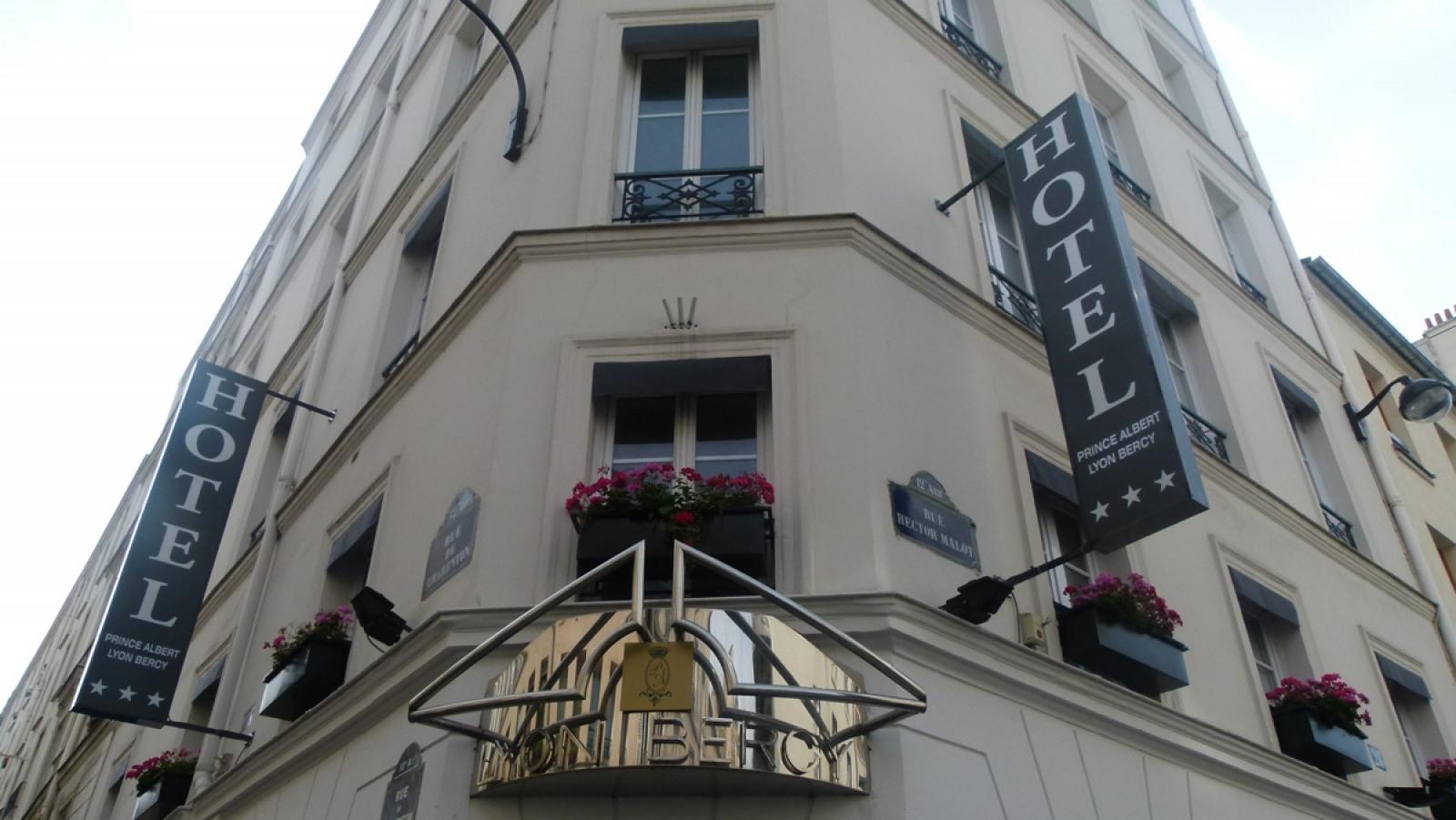 Hotel Albert Er Paris Gare De Lyon