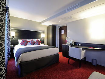 Mercure Paris Plaza Pont Mirabeau