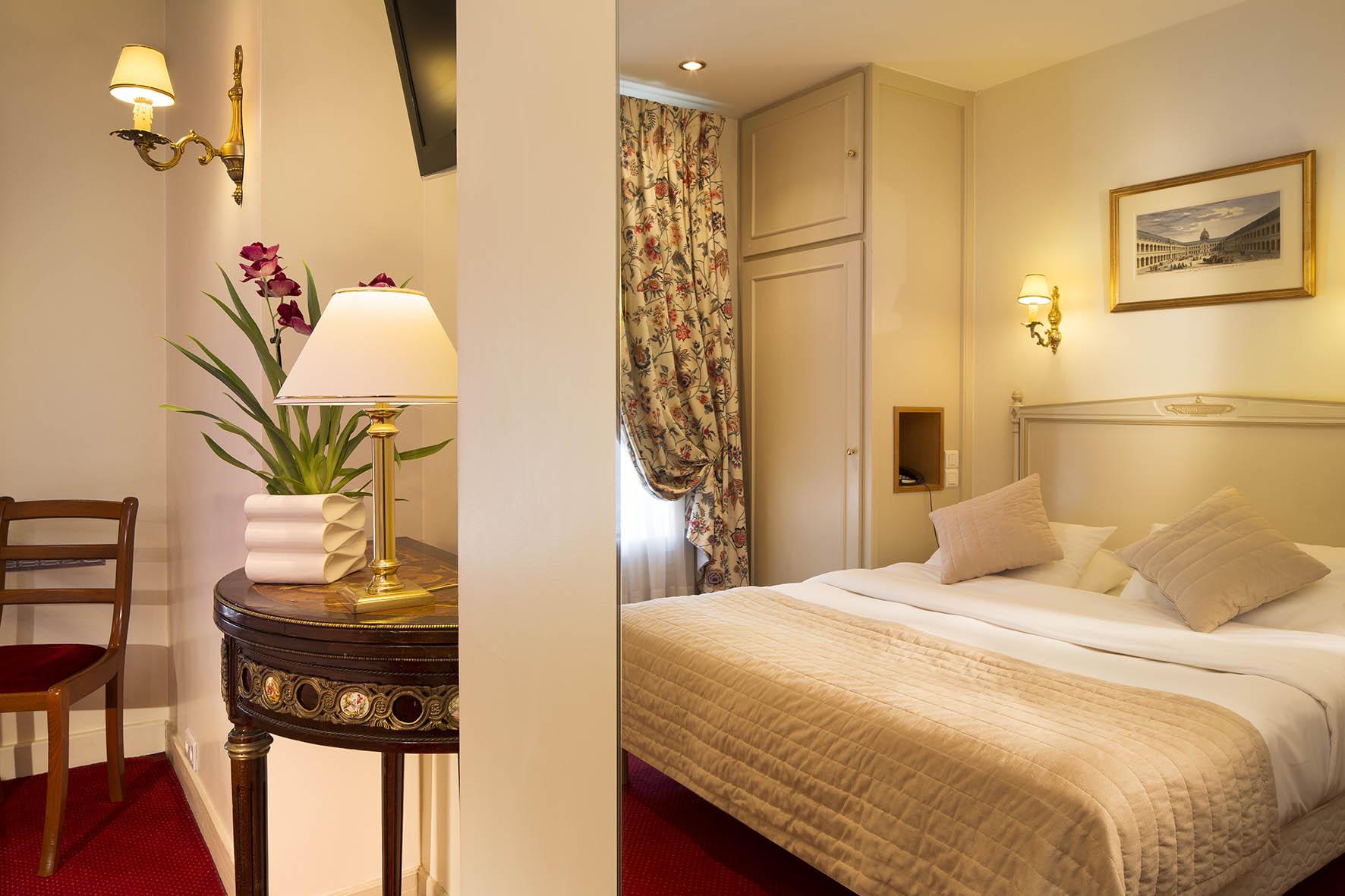 hotel de suede saint germain sur h tel paris. Black Bedroom Furniture Sets. Home Design Ideas