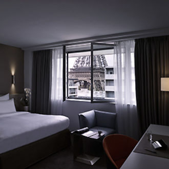 Photo de Hotel Pullman Paris Tour Eiffel