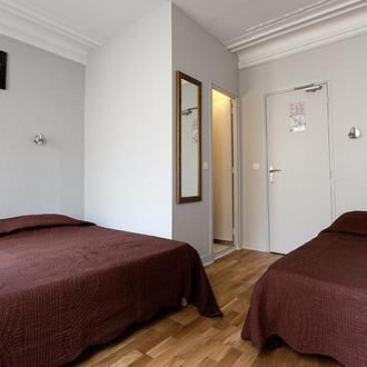 Photo de Hôtel Bervic Montmartre