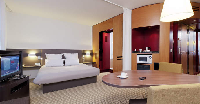 Photo de Suite Novotel Paris Montreuil