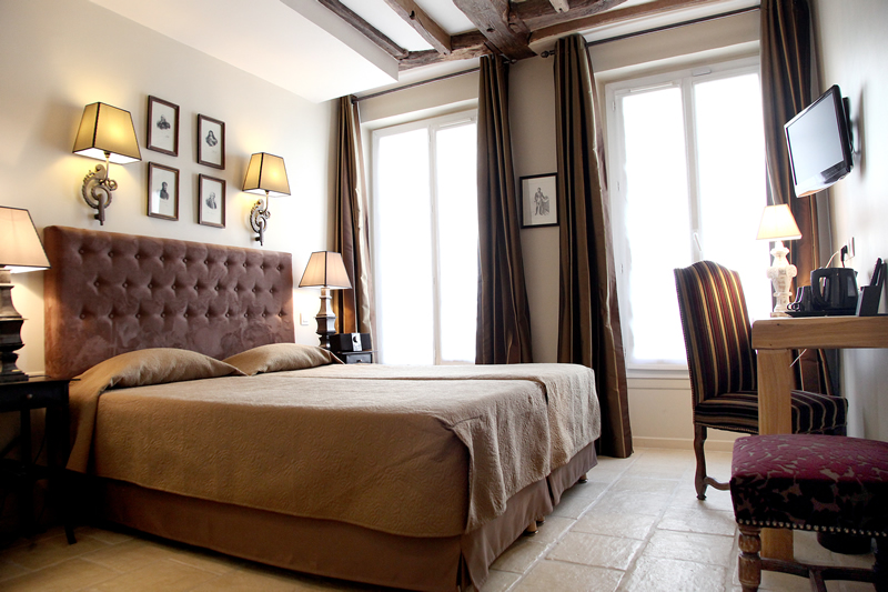 H tel saint louis en l 39 isle sur h tel paris - Hotel ile saint louis ...