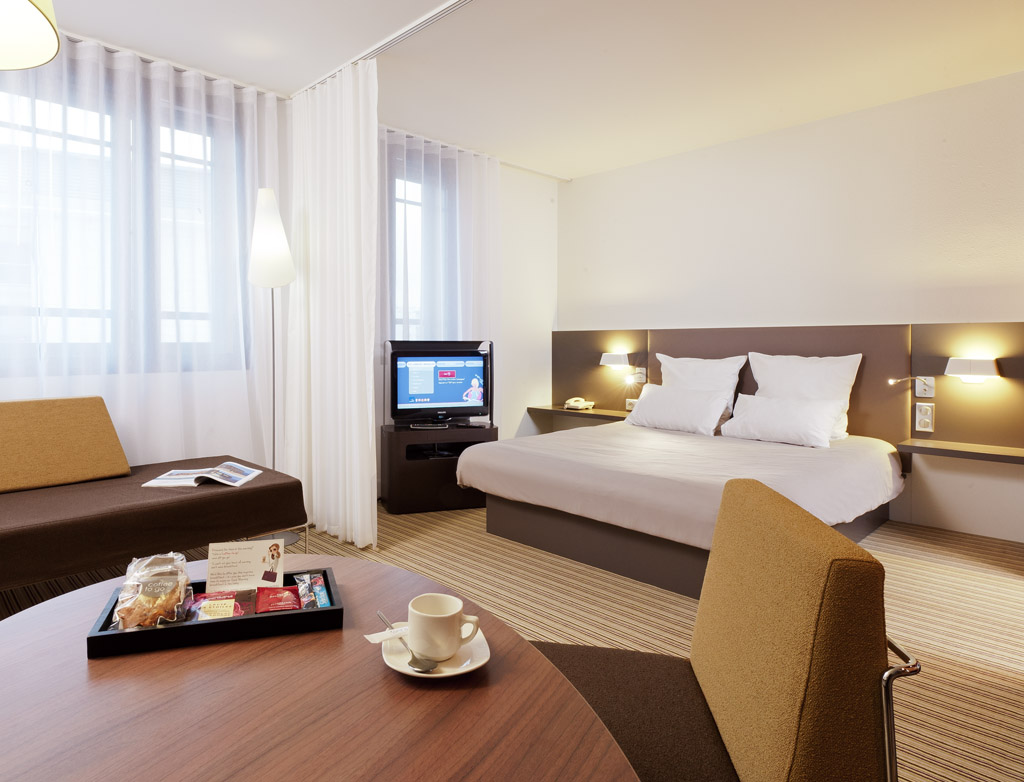 Novotel Suites Paris Stade de France