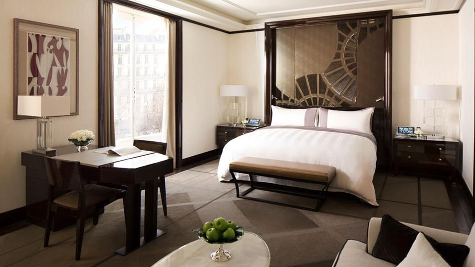 The peninsula paris sur h tel paris for Hotel design 5 etoiles paris