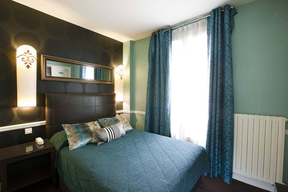h tel le royal rive gauche sur h tel paris. Black Bedroom Furniture Sets. Home Design Ideas