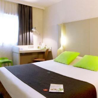 Tous les h tels pas chers paris partir de 17 euros for Hotel pas cher sud est
