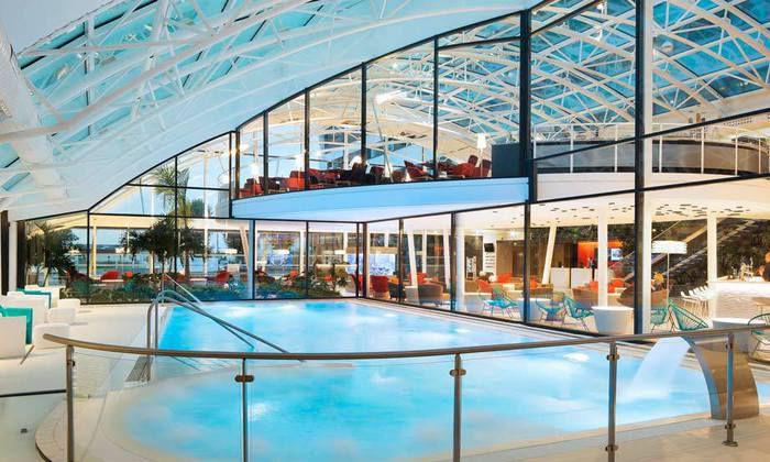 H tels de l 39 a roport paris roissy charles de gaulle cdg for La piscine new york restaurant