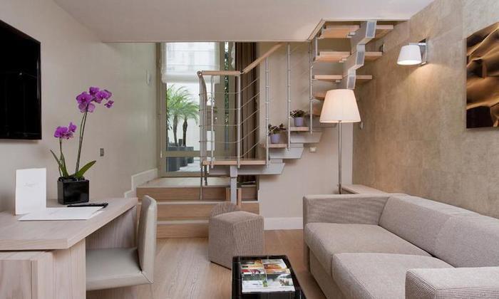 h tels du quartier ternes wagram. Black Bedroom Furniture Sets. Home Design Ideas
