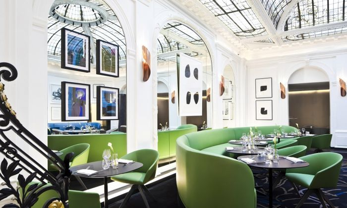 Restaurant Le Vernet Paris