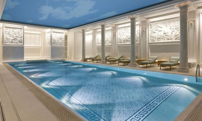 H tels paris avec piscine for Piscine hotel paris