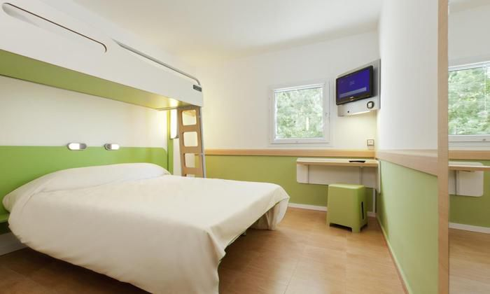 Hotels Ibis Budget A Paris