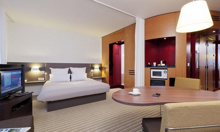 Hotels novotel paris for Hotel familienzimmer hamburg