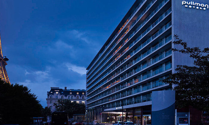 Liste Des Hotels  Etoiles Paris
