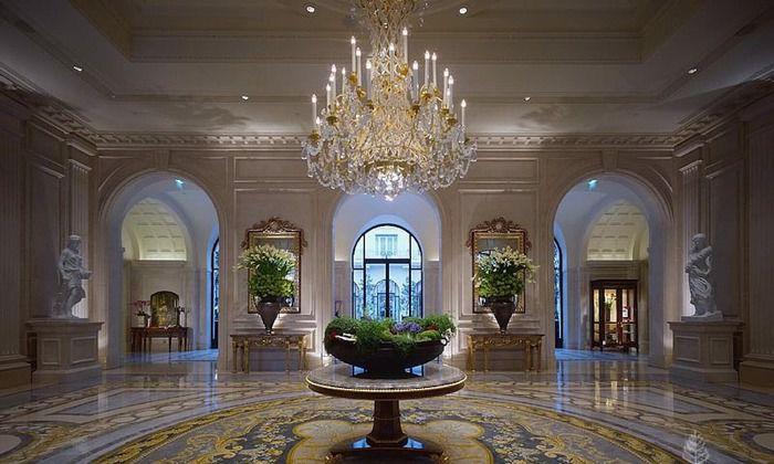 Hotels De Luxe Parisiens