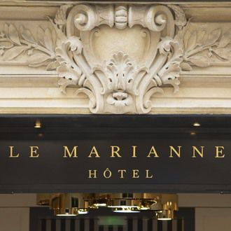 Photo de Hôtel Le Marianne