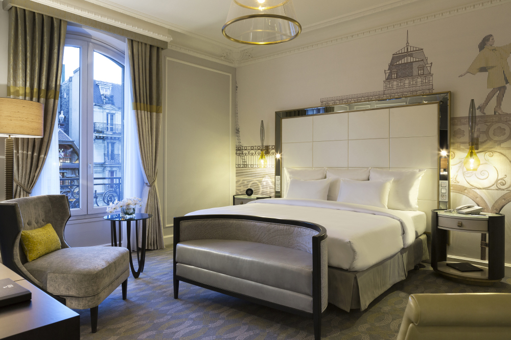 Hilton paris op ra sur h tel paris for Chambre arbitrale de paris