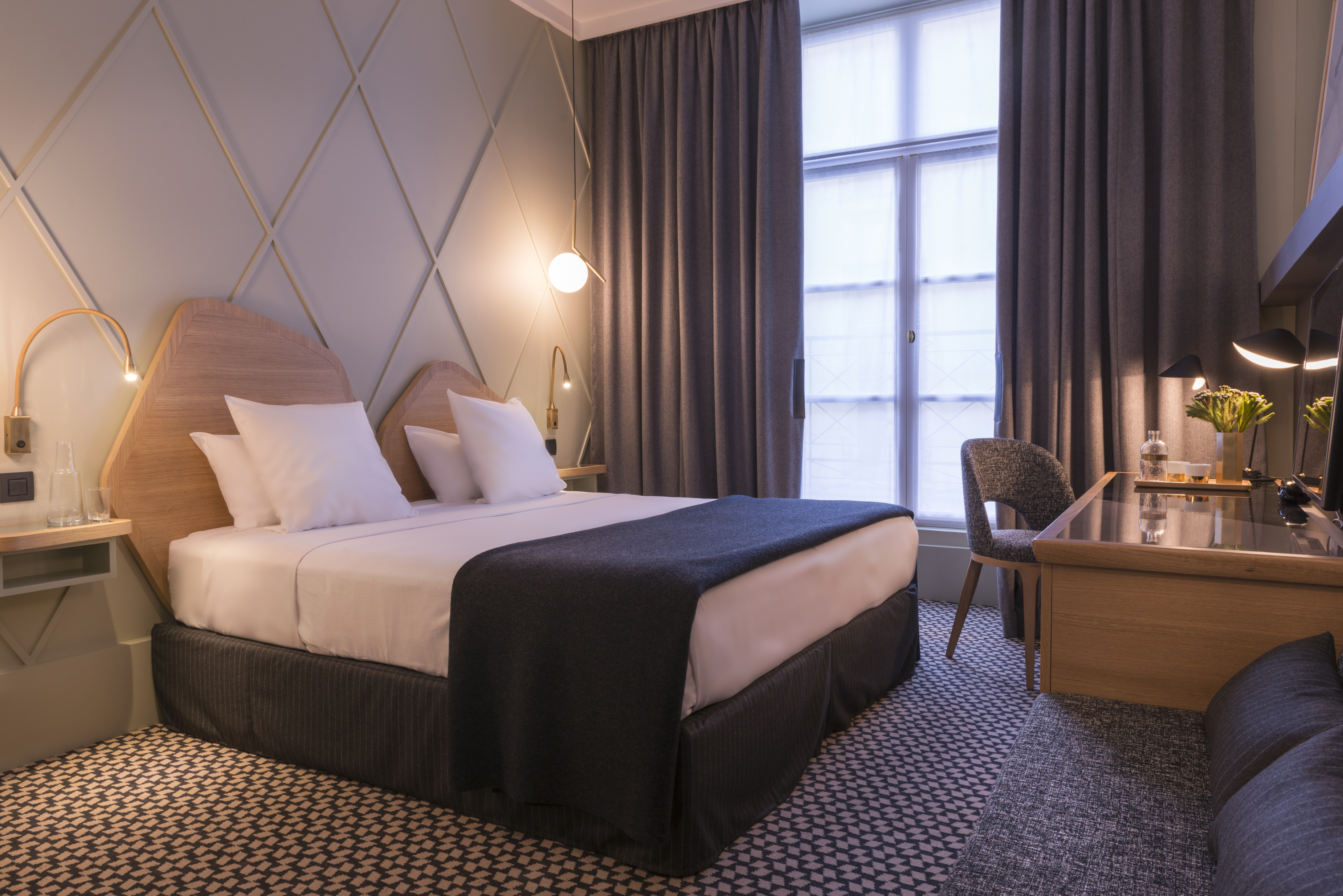 Millesime hotel sur h tel paris for Trouver un hotel paris