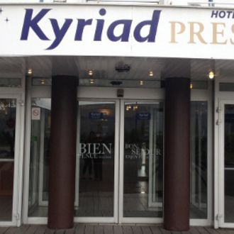 Photo de Hôtel Kyriad prestige Le Bourget aéroport