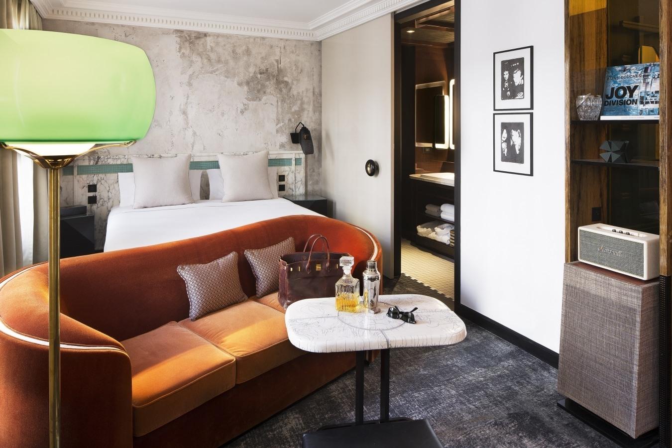 Les bains paris sur h tel paris for Les bains douches hotel