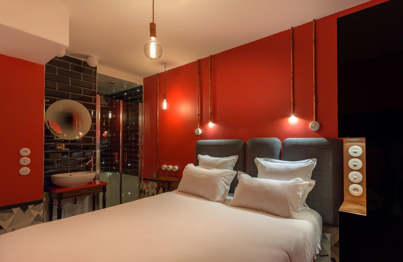 Hotel exquis sur h tel paris for Trouver un hotel a paris