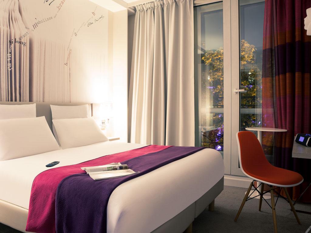 Meuble Salle De Bain Twist ~ Hotel Mercure Raspail Montparnasse Sur H Tel Paris