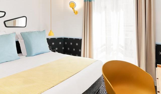 Hotel Augustin  U2013 Astotel Sur H U00f4tel  U00e0 Paris