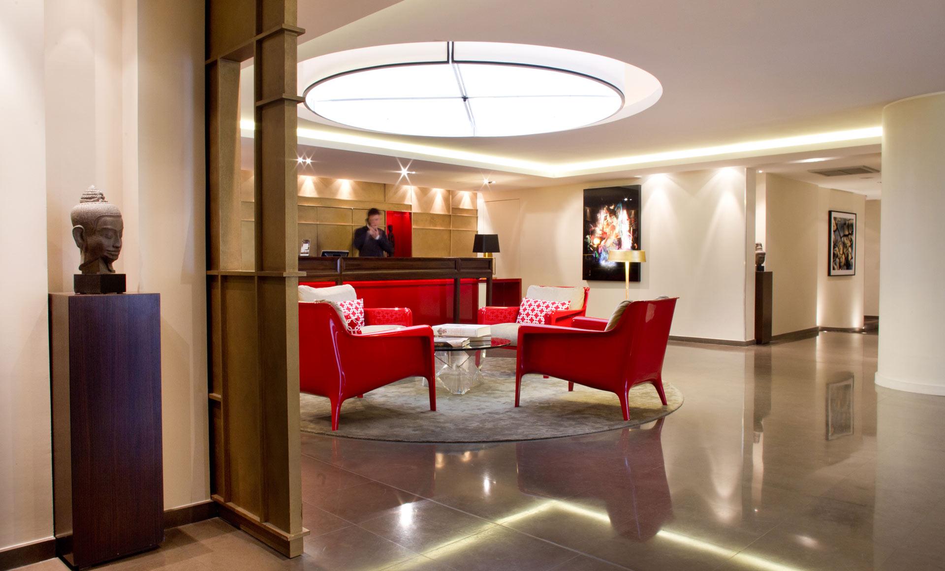 Hotel beauchamps sur h tel paris for Hotel booking paris
