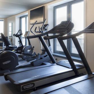 Hotels A Paris Avec Salle De Fitness