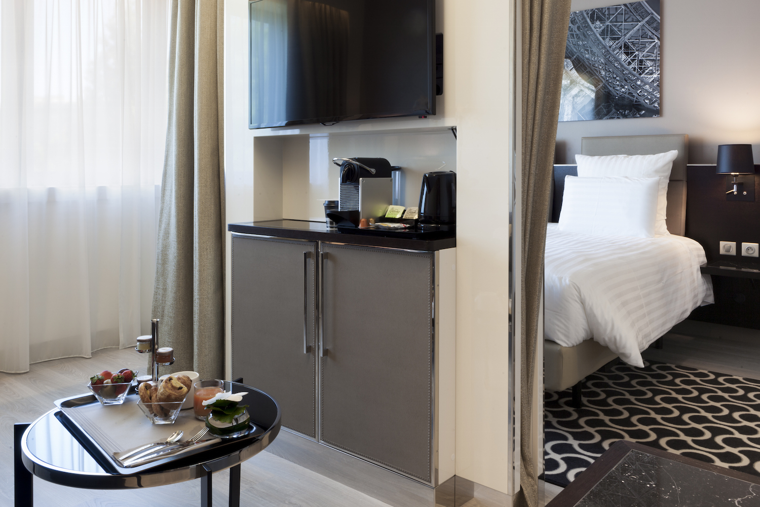 Ac hotel paris porte maillot by marriott sur h tel paris for Hotel paris porte maillot