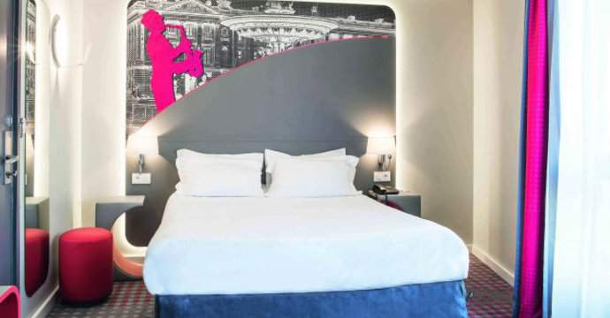 Photo de Timhotel Paris Place D'Italie