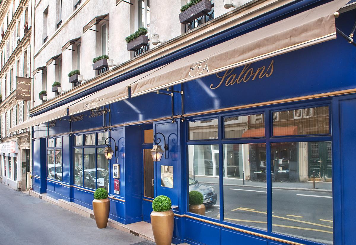 Hotel france albion sur h tel paris for Trouver un hotel en france