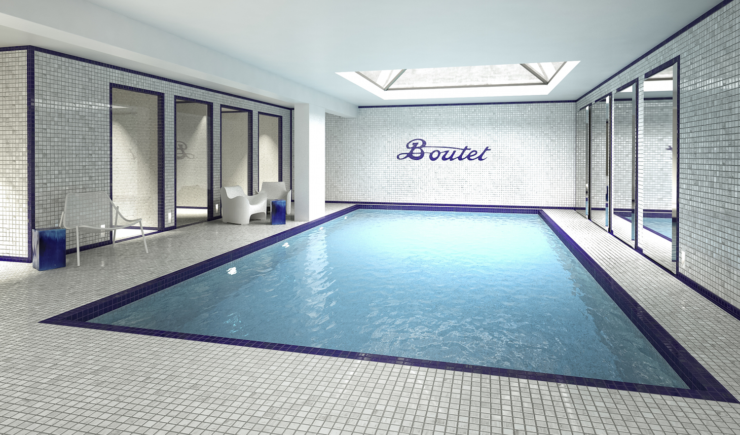 Hotel paris bastille boutet by mgallery sur h tel paris for Paris hotel avec piscine