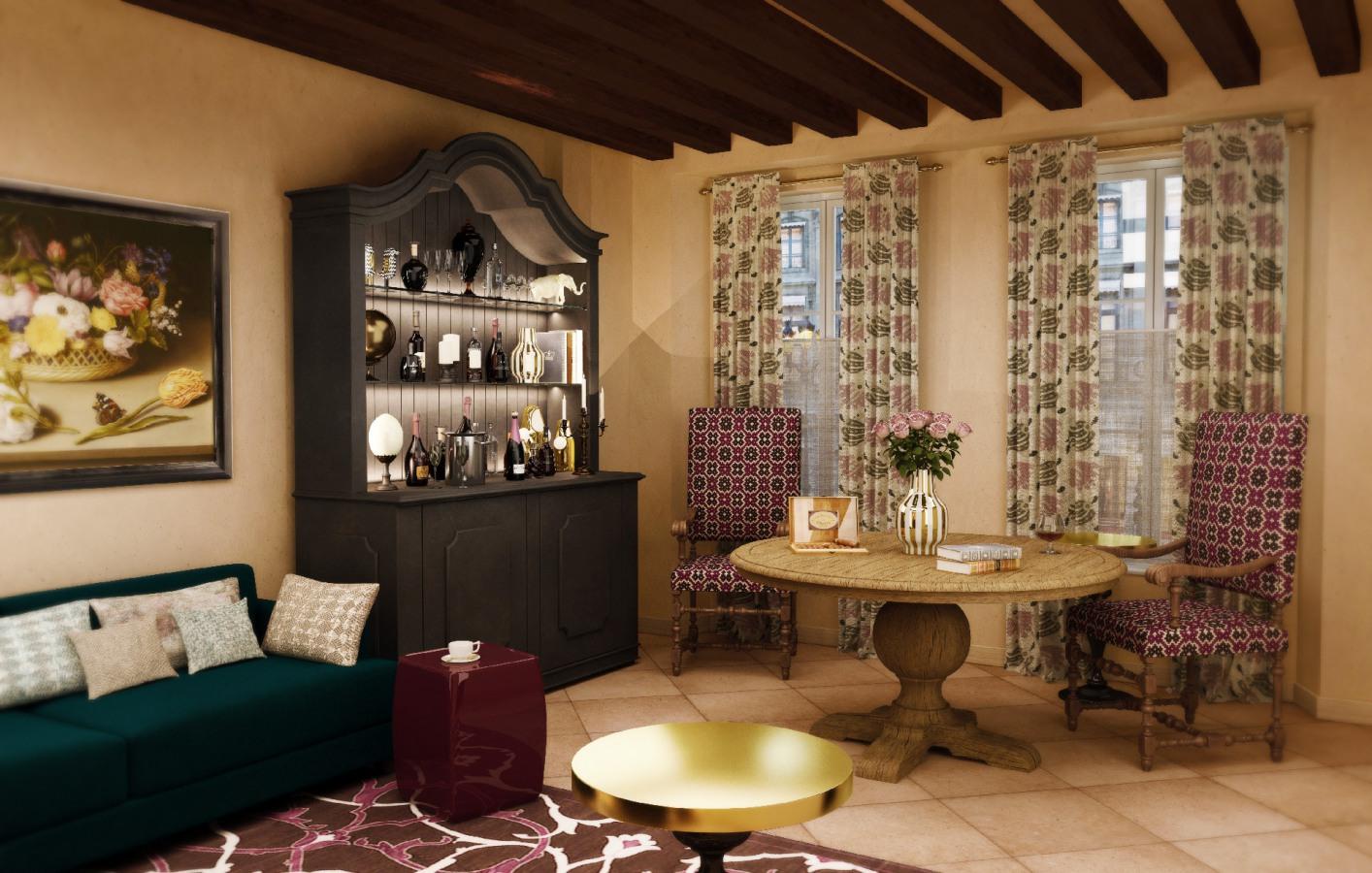 h tel les tournelles sur h tel paris. Black Bedroom Furniture Sets. Home Design Ideas