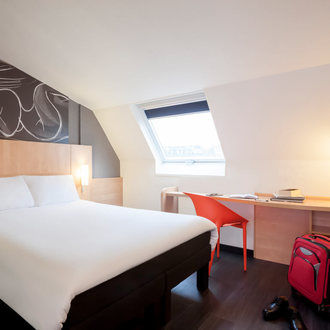 Photo de Hôtel Ibis Paris Maine Montparnasse