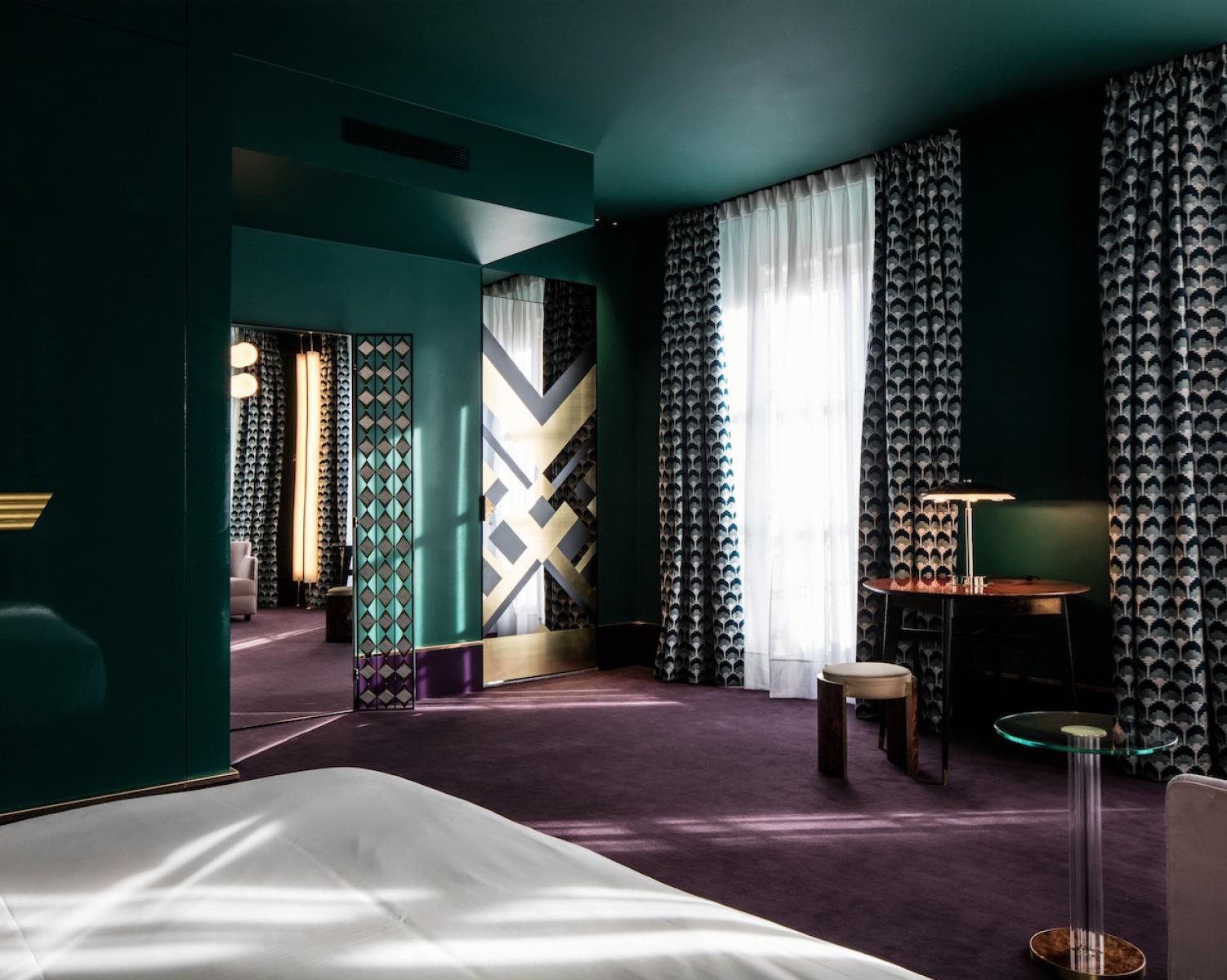 h tel saint marc sur h tel paris. Black Bedroom Furniture Sets. Home Design Ideas