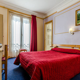 Photo de Hôtel Avenir Montmartre