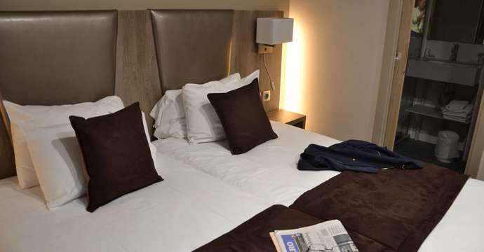 Photo de Best Western Paris Italie