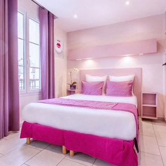 Pink hotel sur h tel paris for Comparateur prix hotel paris