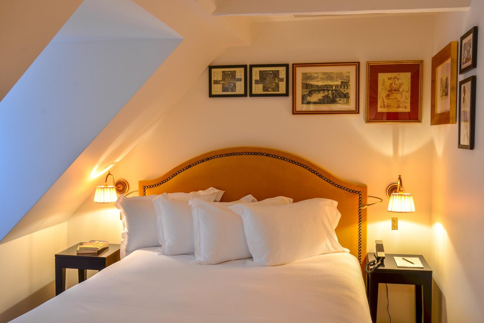 La chambre du marais sur h tel paris for Trouver un hotel a paris