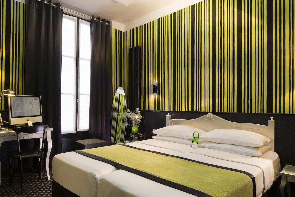 Hotel design sorbonne sur h tel paris for Design hotel de la sorbonne